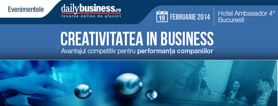 Creativitatea in business