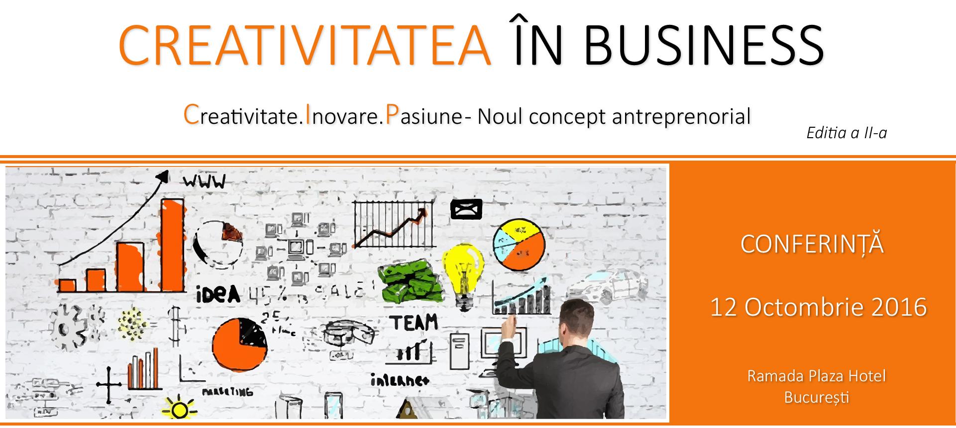 BANNER  Creativitatea In Business