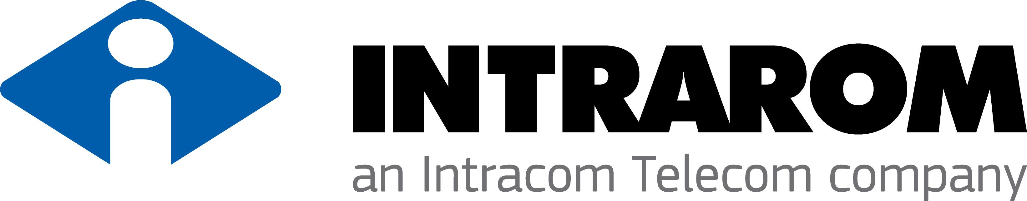 INTRAROM Logo Tagline