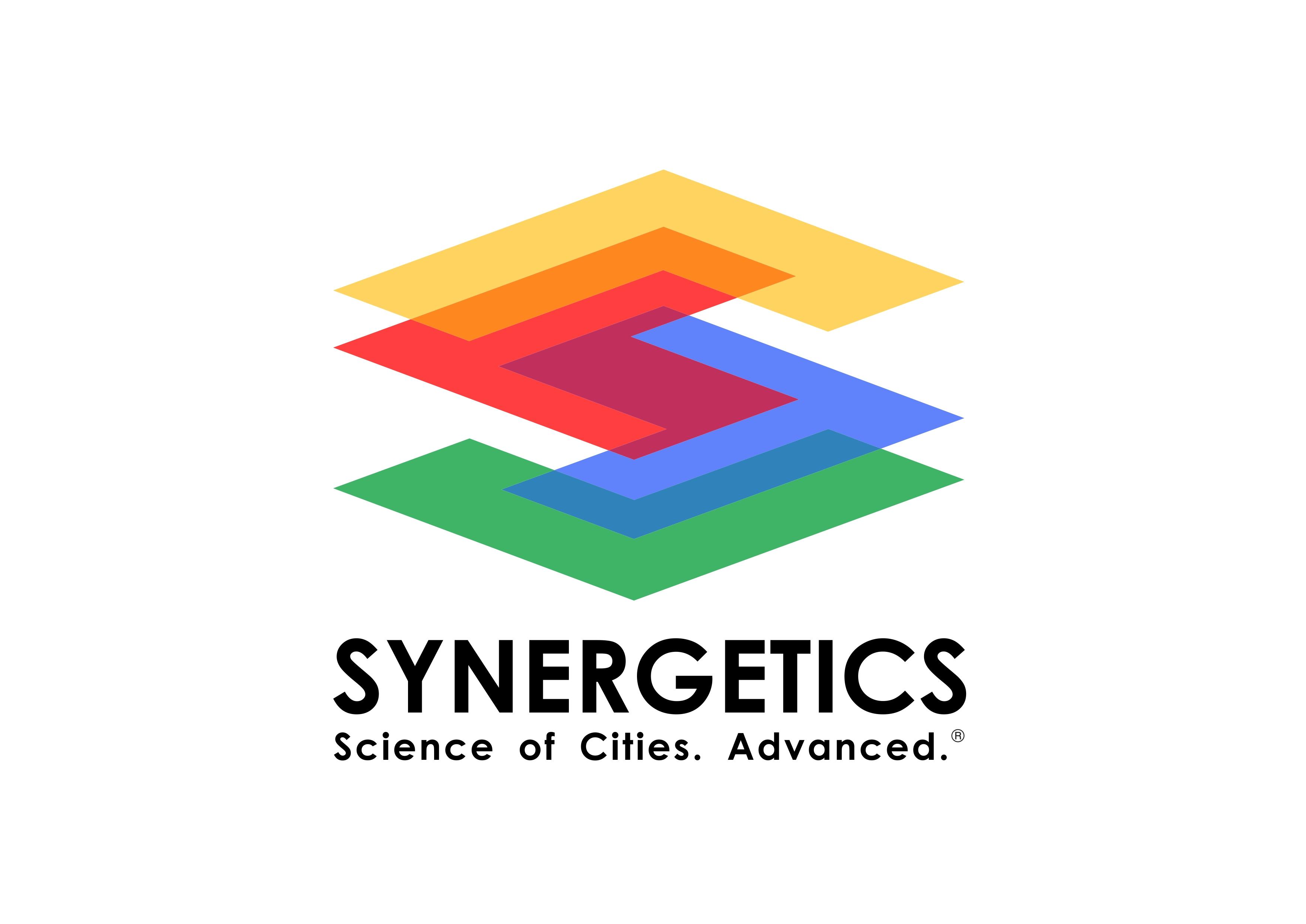 Synergetics Logo+moto