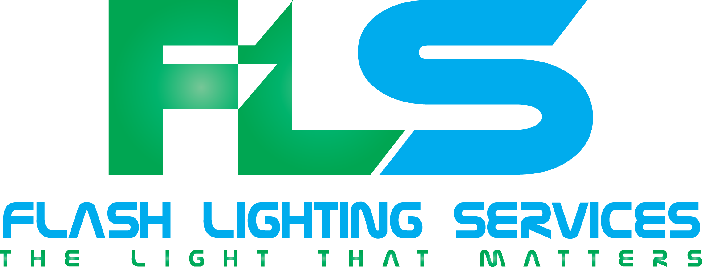 Flash Lighting Services Logo