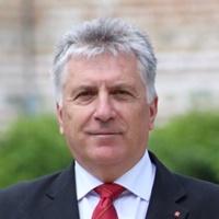 Constantin Panturescu. Primar Curtea De Argeș
