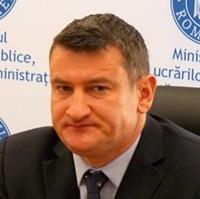 Laurentiu Alexandru Blaga, Presedinte  ANCPI